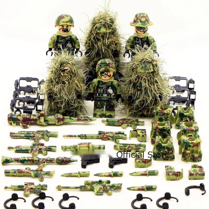united states army toy soldiers