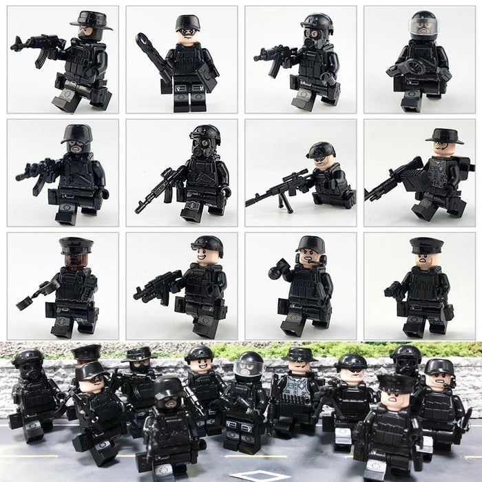 gifts for boys police toys