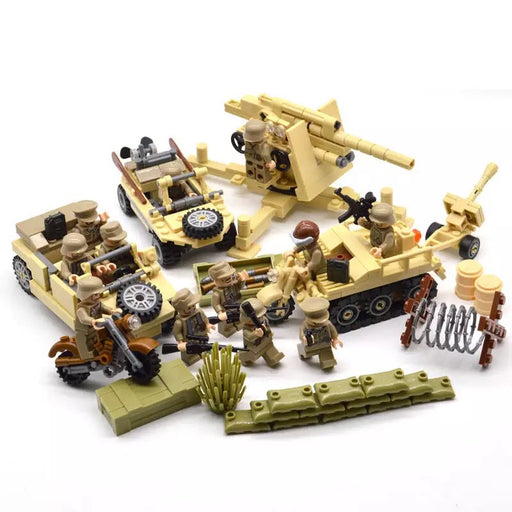 German army toys ww2 army toys compatible lego army