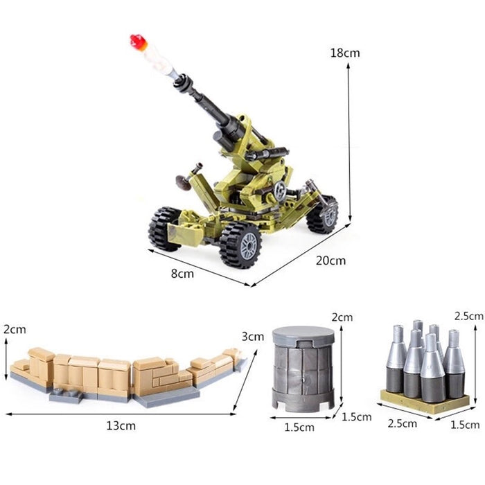 USA 152mm Howitzer