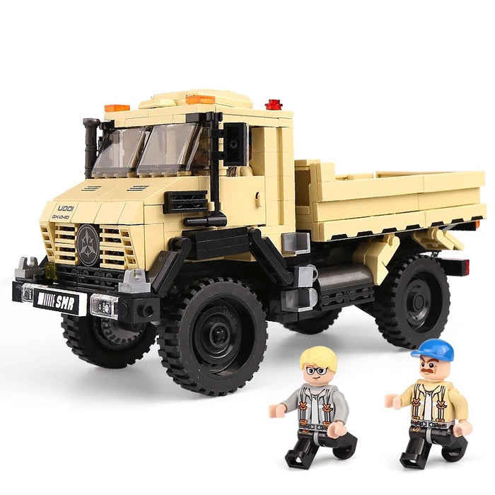Off road Army Toy truck