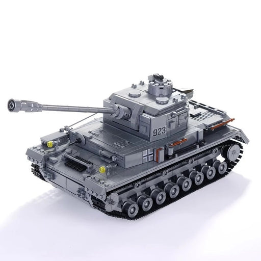 ww2 german army toy tank compatible lego army