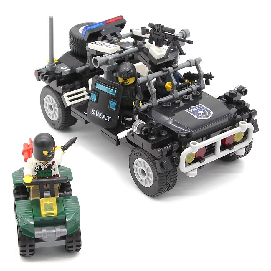 Police Swat toy car