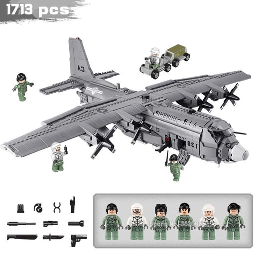 Ac-130 gunship toy