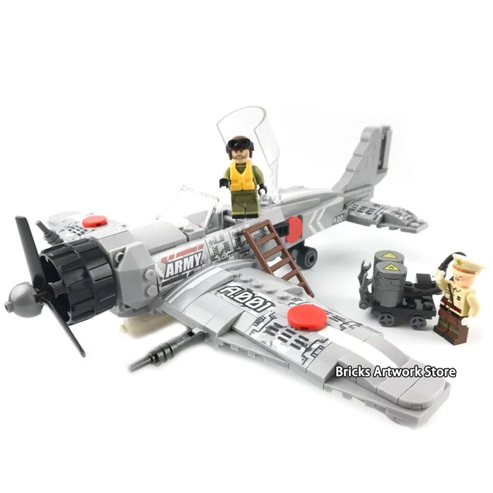 Japenese ww2 zero fighter toy
