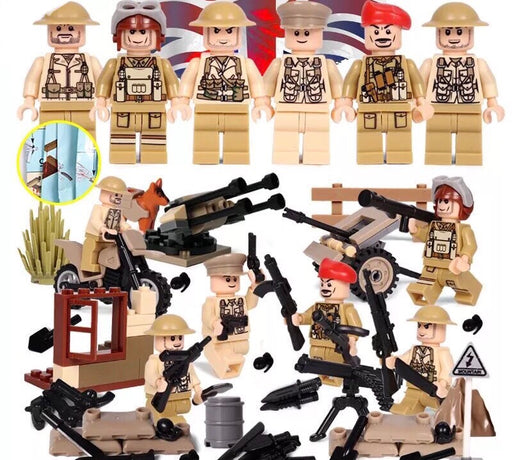 ww2 army toys and figures