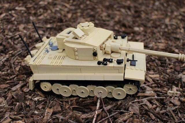 ww2 German army tiger tank