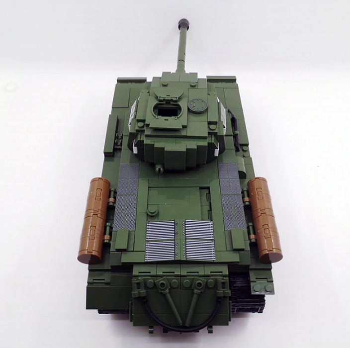 WW2 Soviet heavy tank IS-2M