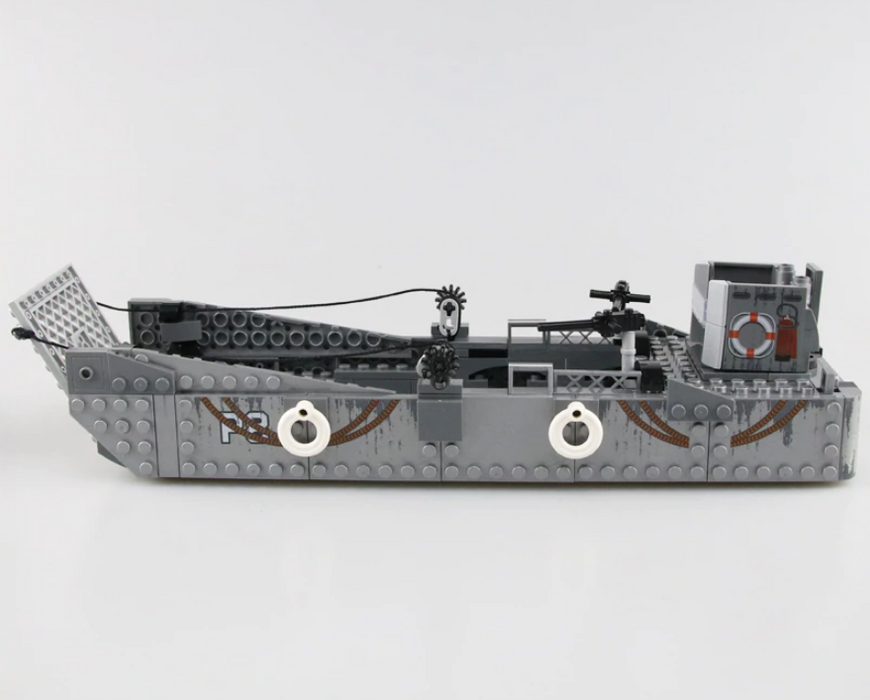 WW2 US Army LCM3 Landing Craft