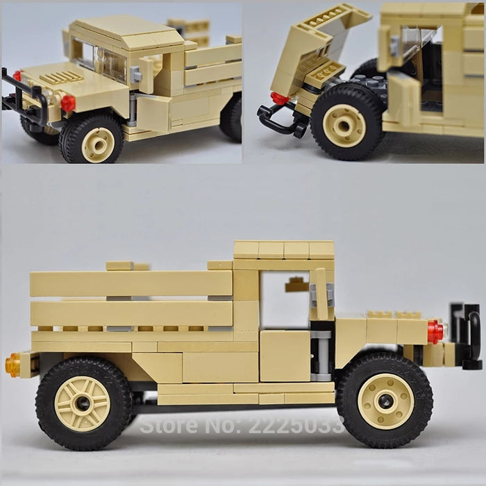 US Army HMMWV M1038