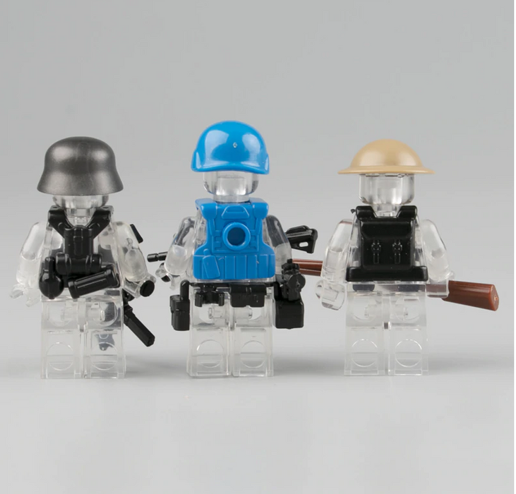compatible lego brickarms weapons accessories