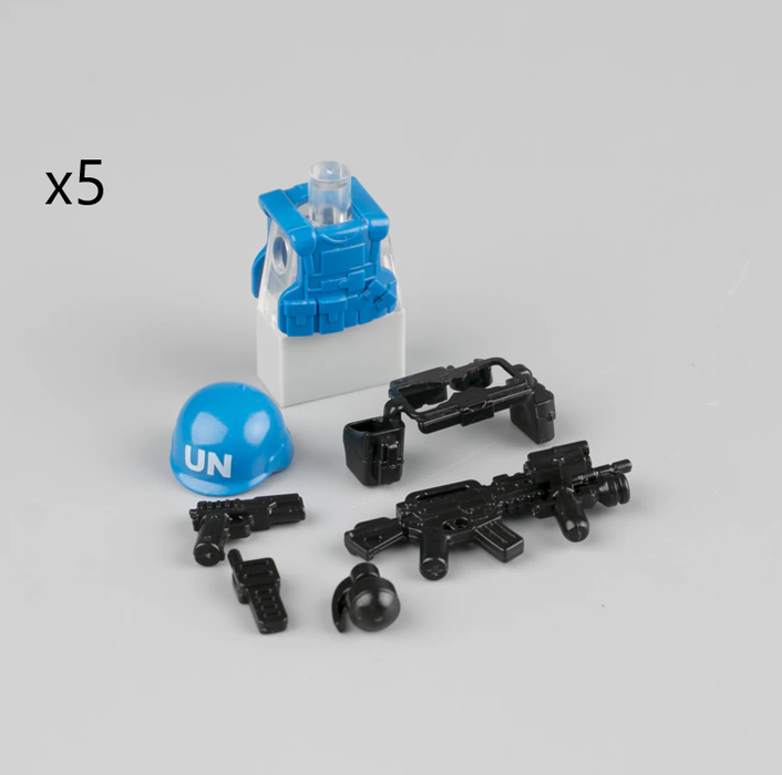 brickarms united nations military gear