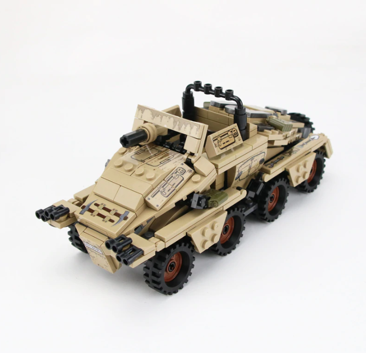 SDKFZ Germany army build kit