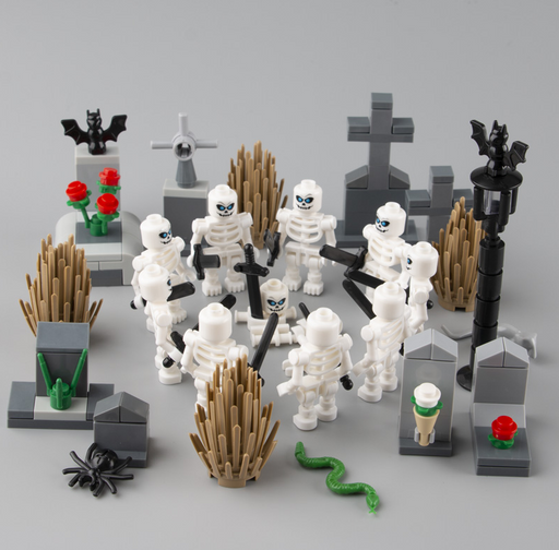 Graveyard Halloween Party Pack