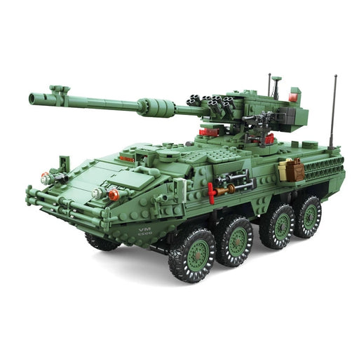 compatible lego Styker M1128