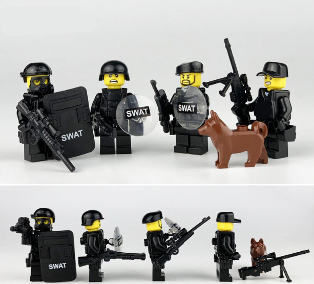 Police figures