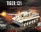 compatible lego german tiger heavy tank