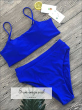 Cami top with Cheeky Bikini Set SUN-IMPERIAL United States
