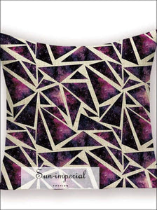 Decorative Cushions Geometric Pillow Case for Living Room Covers Colorful Throw Pillows home decor, pillow case SUN-IMPERIAL United States