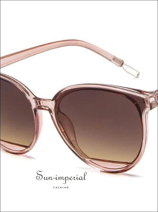Fashion Sunglasses Women Vintage Metal Eyeglasses Mirror Classic Vintage sunniness SUN-IMPERIAL United States
