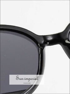 Fashion Sunglasses Women Vintage Metal Eyeglasses Mirror Classic Sunniness SUN-IMPERIAL United States