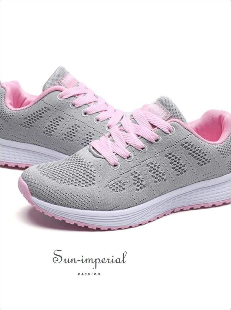 Hot Sale Sport Shoes Woman Air Cushion Running for Women Outdoor Summer Sneakers Walking SUN-IMPERIAL United States