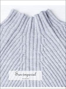 Sun-imperial Women Turtleneck Sweater SUN-IMPERIAL United States