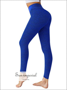 Yoga Pants Women Breathable Elastic Push up Leggings Running Fitness Trousers High Waist plus Size
