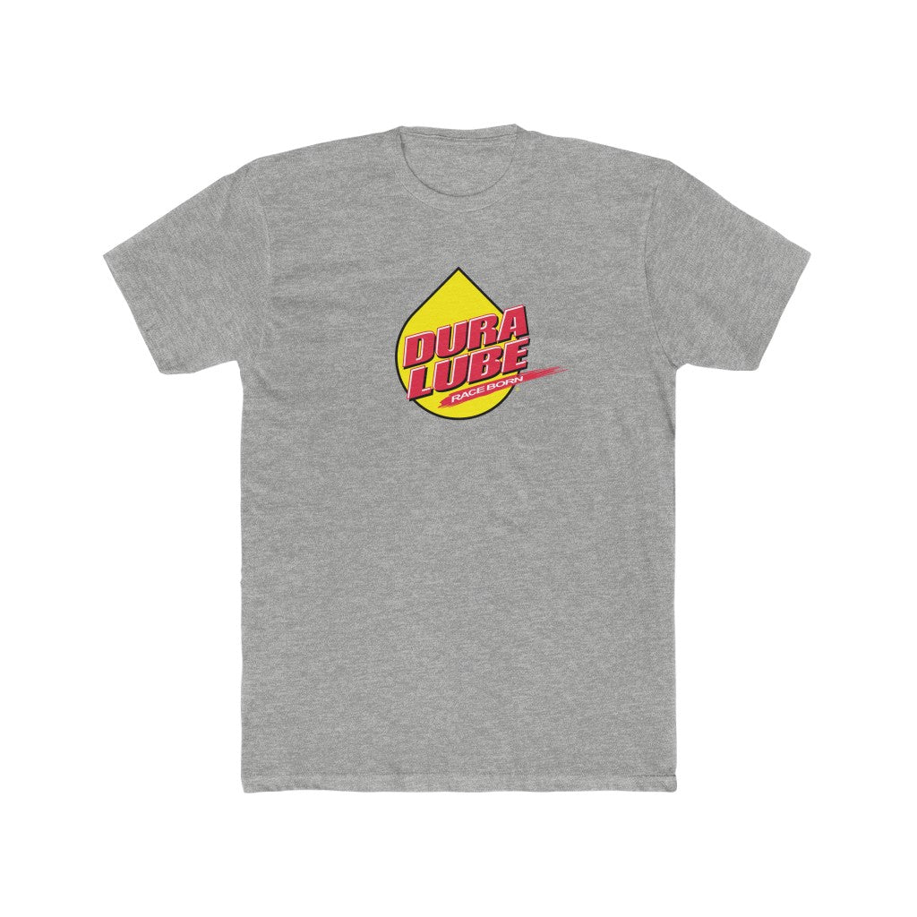 Dura Lube Logo Men's Cotton Crew Tee - DuraLube