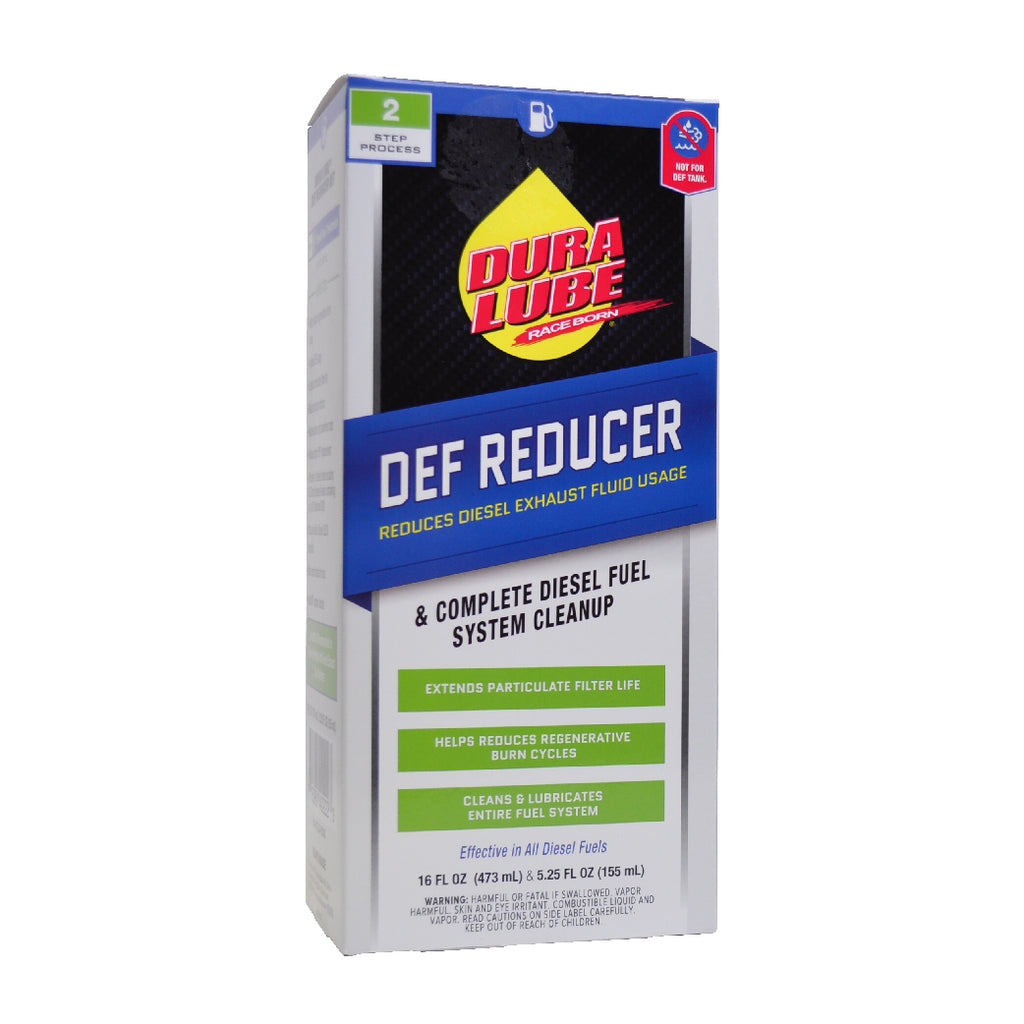 Dura Lube DEF (Diesel Exhaust Fluid) Reducer & Complete Diesel Fuel System Cleanup Kit - DuraLube