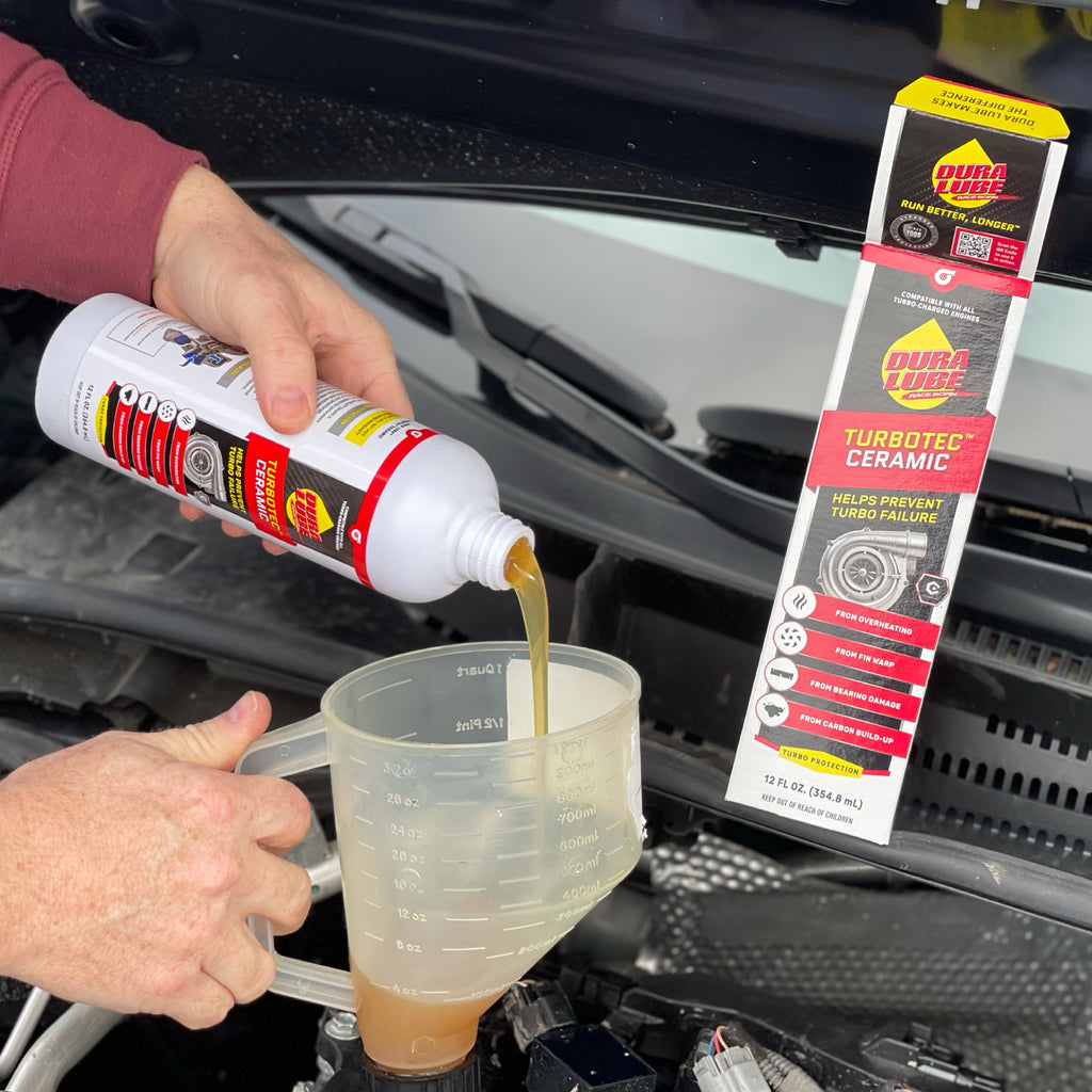 Dura Lube TurboTec™ Ceramic Turbo Protection-12 oz. - Dura Lube
