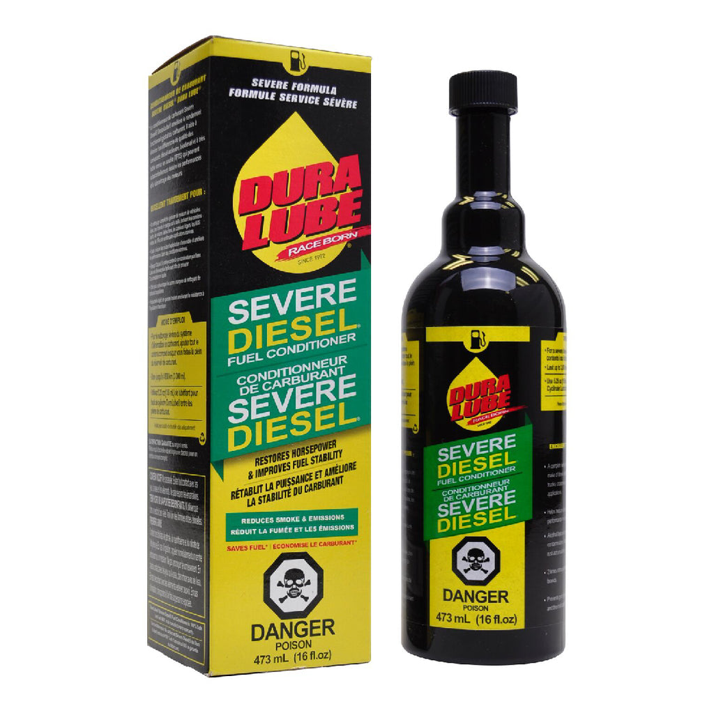 Dura Lube Severe Diesel® Fuel Conditioner - 16 oz. - DuraLube