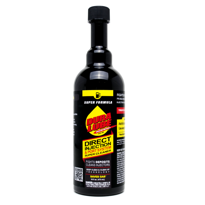 Direct Injection & Port System Super Cleaner - 16 oz. - Dura Lube