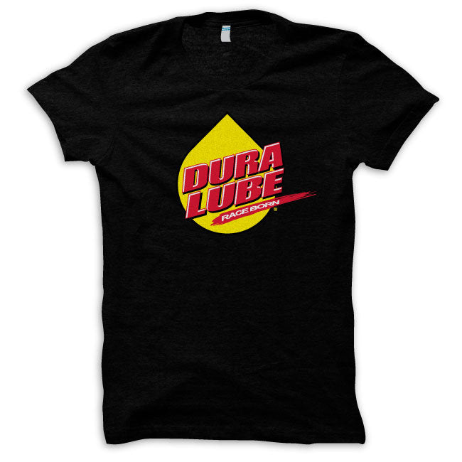 Dura Lube Black T-Shirt - DuraLube