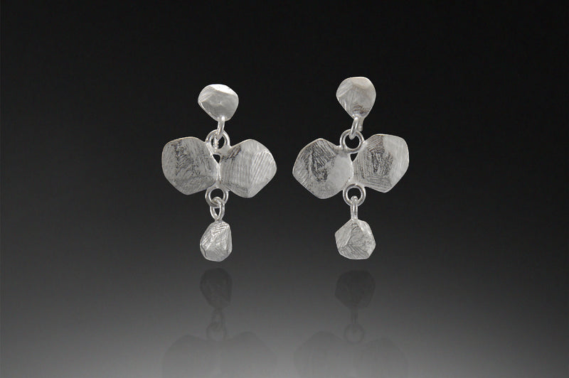 Four Facet Element Earring