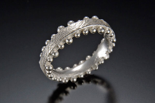 Bumpy Sides Ring