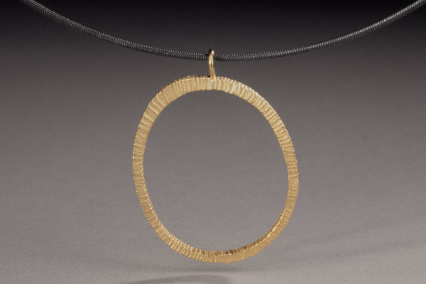 Dig Ring Pendant