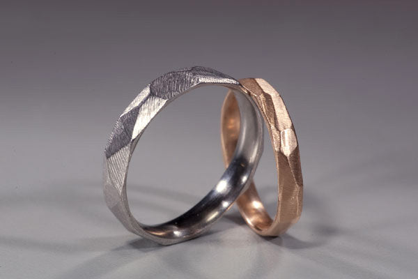 Faceted Rings