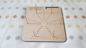 Crochet Blocking Boards Made In The Meadow