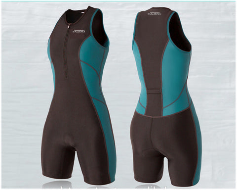 Women's Race Day Tri Suit by VALDORA