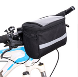 Insulated Bicycle Handlebar Bag