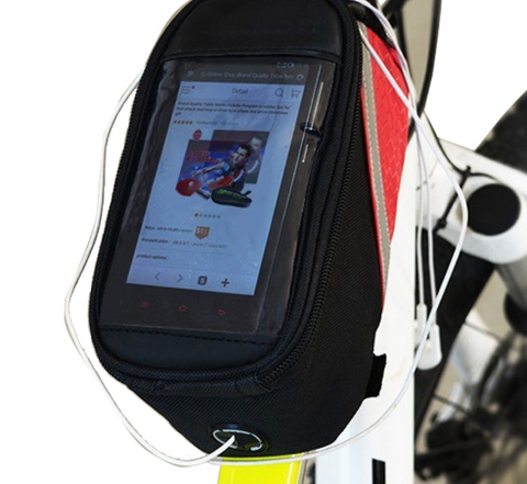 Smart Phone Bike Bag