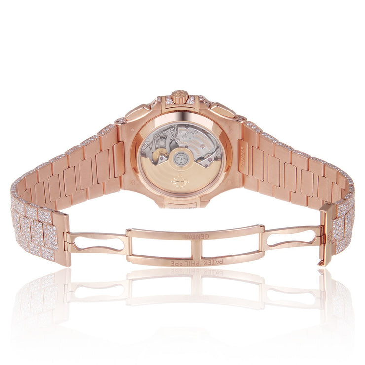 Leronza Patek Philippe Diamond Watch