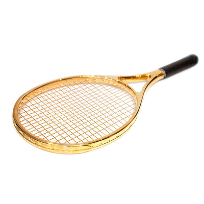 Limited Edition 24k Gold Champion's Tennis Racket
