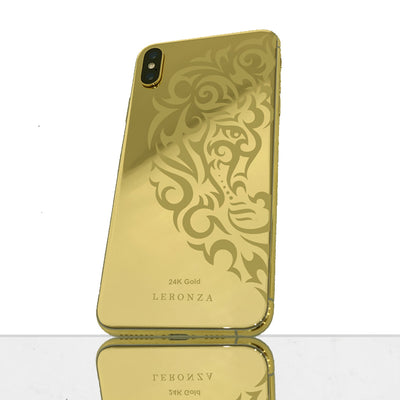 24k Gold iPhone Xs & Xs Max Elite - Leronza