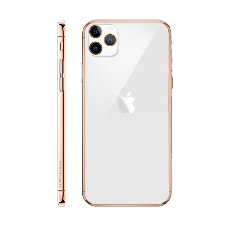 Rose Gold Classic iPhone 11 Pro and iPhone 11 Pro Max