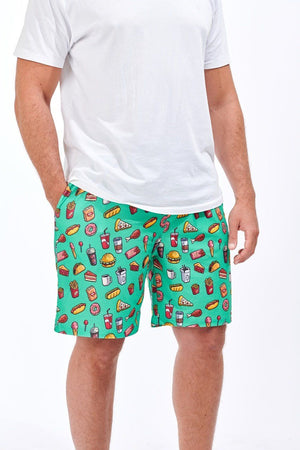 Open image in slideshow, Junk Food PSHORTS IN YOUR SHOE Male Small
