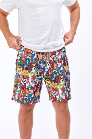 Open image in slideshow, Pets PSHORTS IN YOUR SHOE Male Small