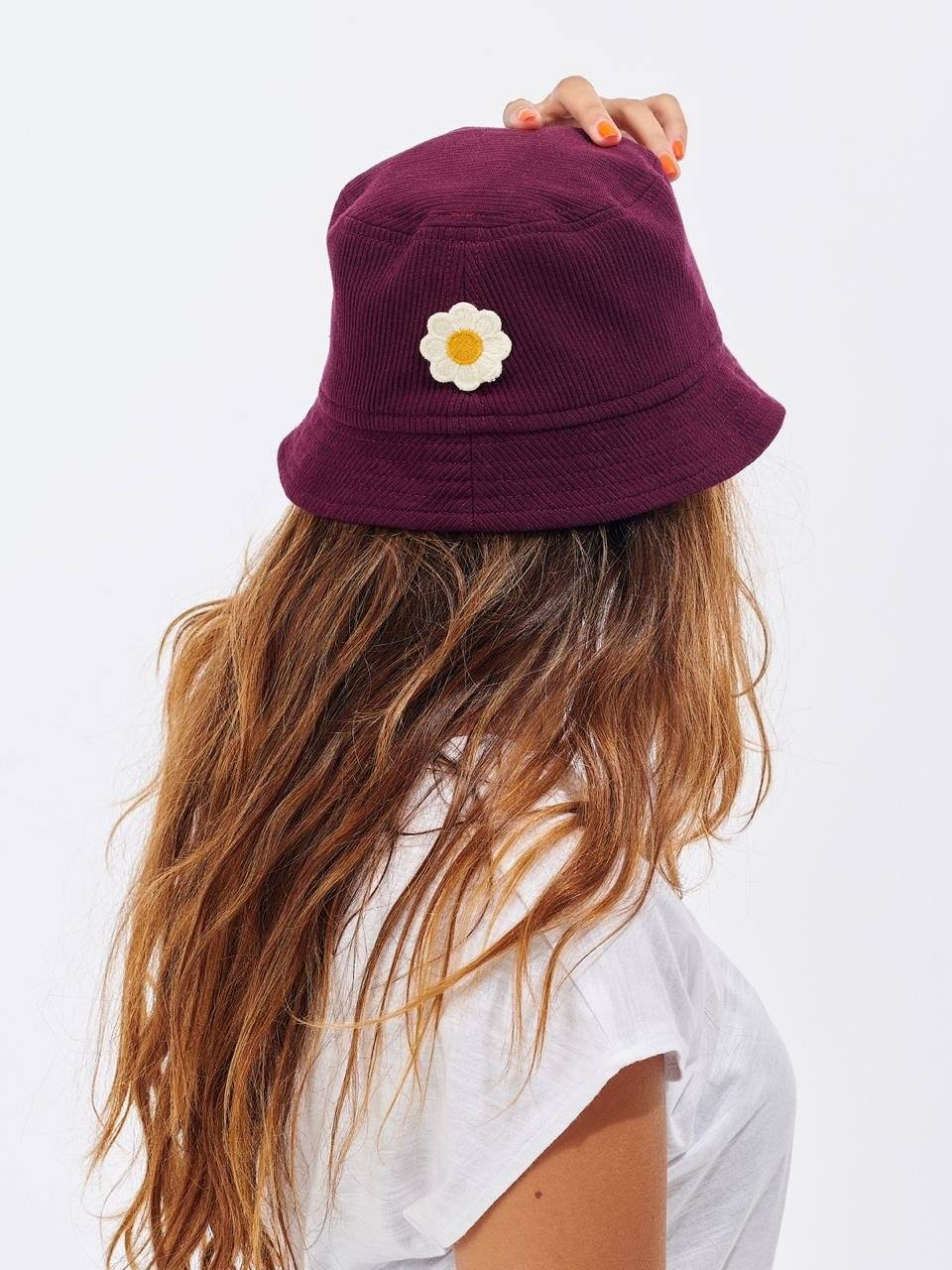 The Daisy Bucket Hat Bucket IN YOUR SHOE