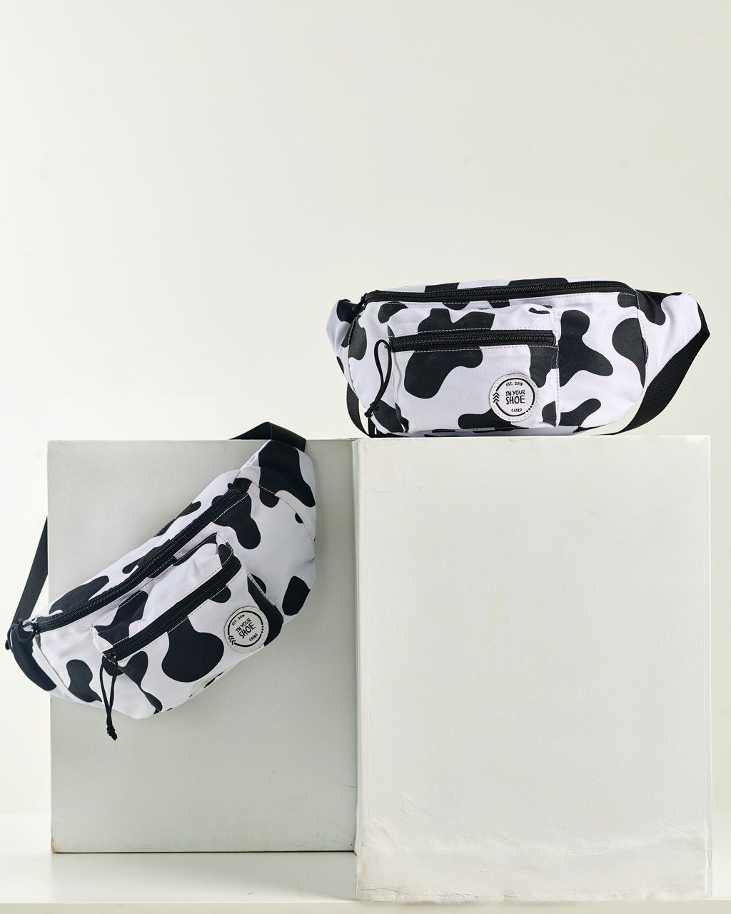 THE MOO FANNY PACK IN YOUR SHOE